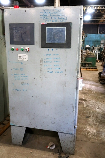 2011 GREEN SAND CONTROLS BOND DETERMINATOR