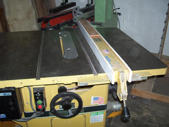Powermatic Table Saw Model 74A