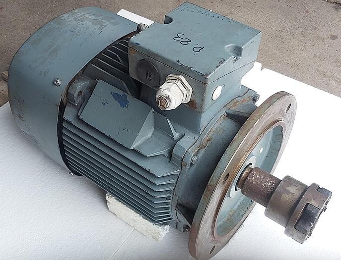 Gebraucht Elektromotor, Flanschmotor 11KW, DM1 160M4, Dutch Motors gebraucht
