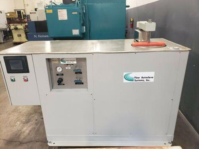 2000 FLOW / AUTOCLAVE ENGINEERS COLD ISOSTATIC PRESS 10,000 PSI @ 200F / INCONEL