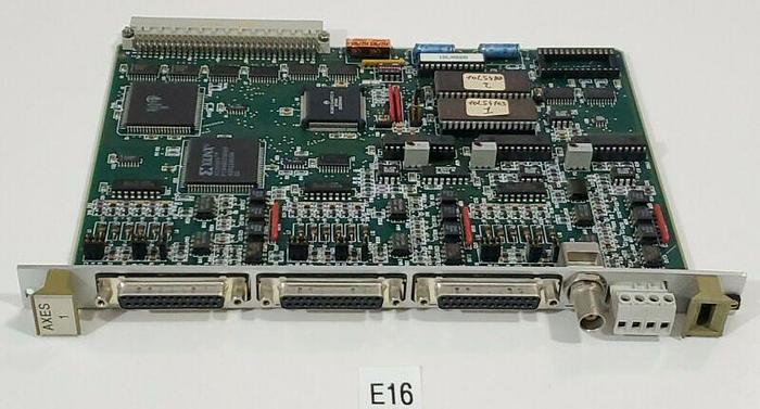 Used *PREOWNED* SEPRO 07S01003 B CARTE 3 AXES (DP16) PC BOARD 20E79801 + WARRANTY!