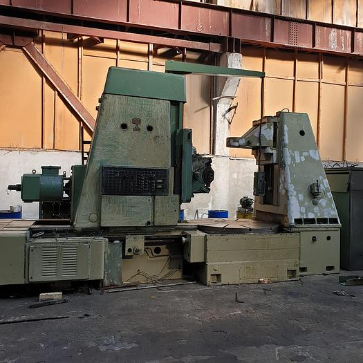 Used Gear hobbing machine ZFWZ2000/3