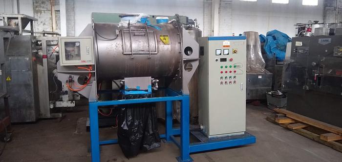 Used SBL Plough mixer 40 liter  LDH
