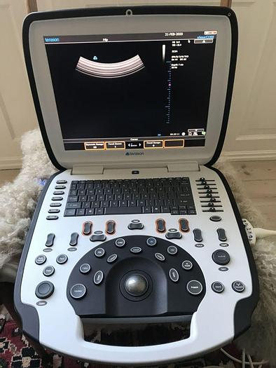 Used TERASON uSmart 3300 Ultrasound System