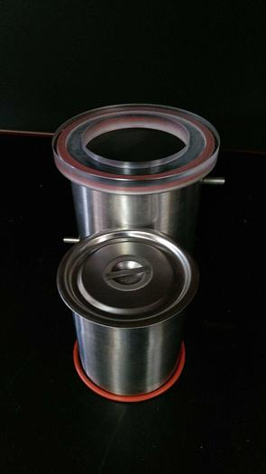 Used Polar Wear 3Y-7 & 8Y-2 Stainless Steel Circulating Container (1876)
