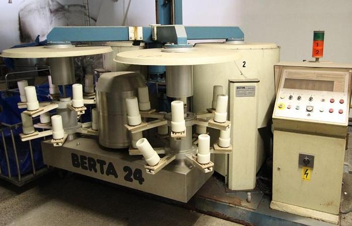 Used HYDROEXTRACTOR DETTIN  BERTA 24