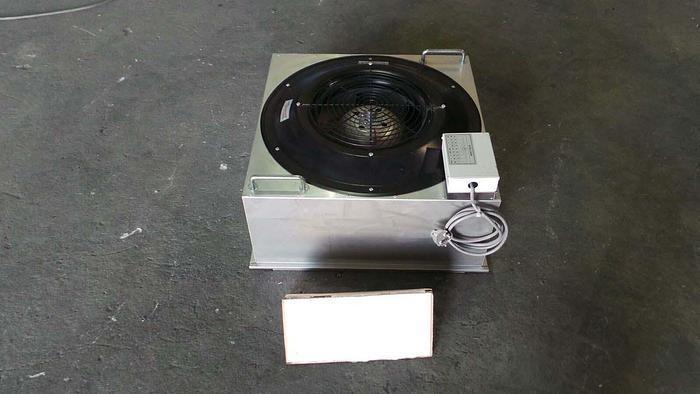 Used ELiM Engineering EFU-AC-IN Fan Filter Unit, EFU-AC-IN / 220V / 60Hz / 1 Phase