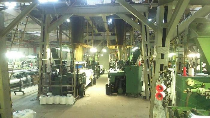 PICANOL Jacquard weaving looms