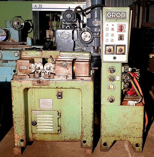 Grob 10 ton Thread Rolling Machine