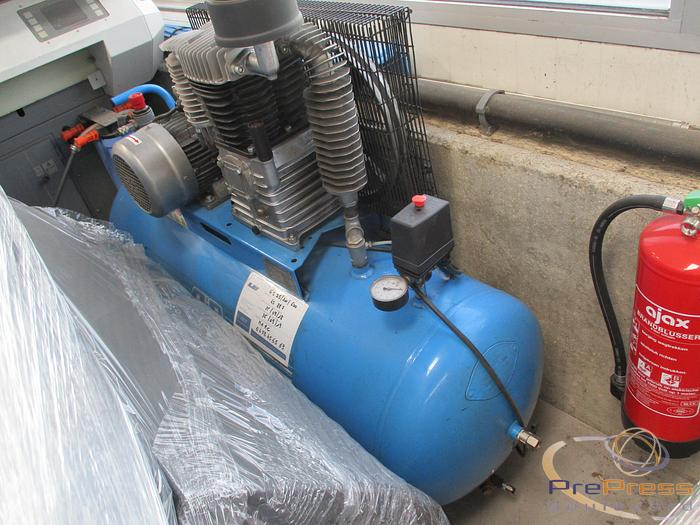 Refurbished 2004 GIS GS35/200/600/CAR/T Compressor