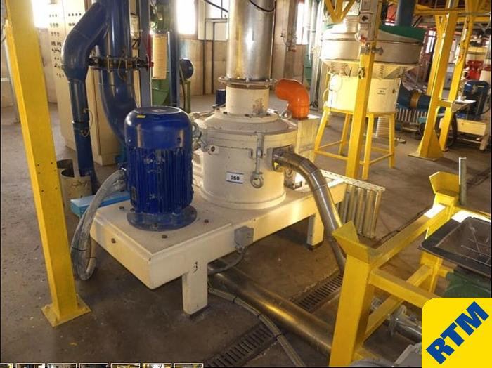 Used COCOA POWDER GRINDING SYSTEM