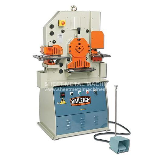 BAILEIGH Hydraulic Ironworker SW-501