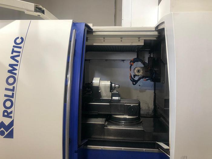Used ROLLOMATIC 6000XL 9 AXIS TOOL & CUTTER CUTTER GRINDER