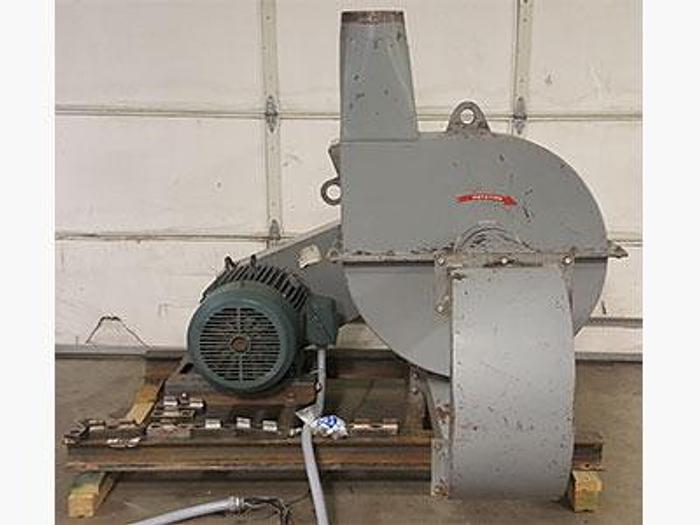 Montgomery Horizontal Strip Waste Hammermill Wood Hog Cutter