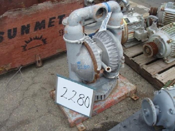 Wilden 4'' Diaphragm Pump #2280