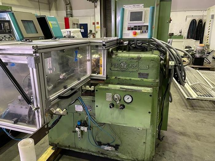 Gebraucht Universal Gewinderollmaschine JUNG PE-WEE IV