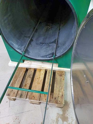 2008 Kronseder Germany EUROVAC Kronseder KIT 150 Vacuum interval dryer KIT