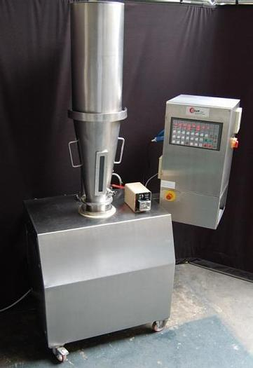 Used E15038D - Fluidbed Dryer / Spray Granulator GLATT GPCG 1