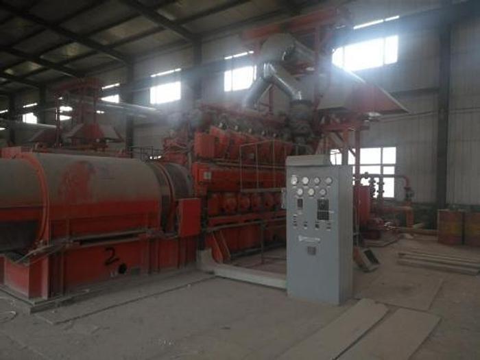 2.22 MW 1997 Used Waukesha 12VAT27GL Natural Gas Generator Sets