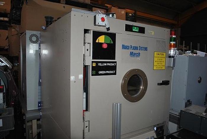 Used MARCH AP 1000 Plasma Cleaner Series C