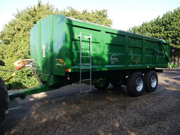 Used Bailey 16 Ton Grain Trailer