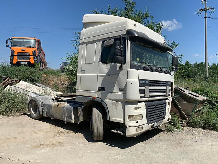 Used 2003 DAF 95 XF 430 EURO 3 MANUAL automatic