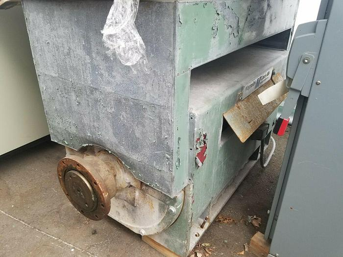 Used Louis Allis Magnetek Electric Motor 600 HP / 450 HP 1190 RPM / 995 RPM