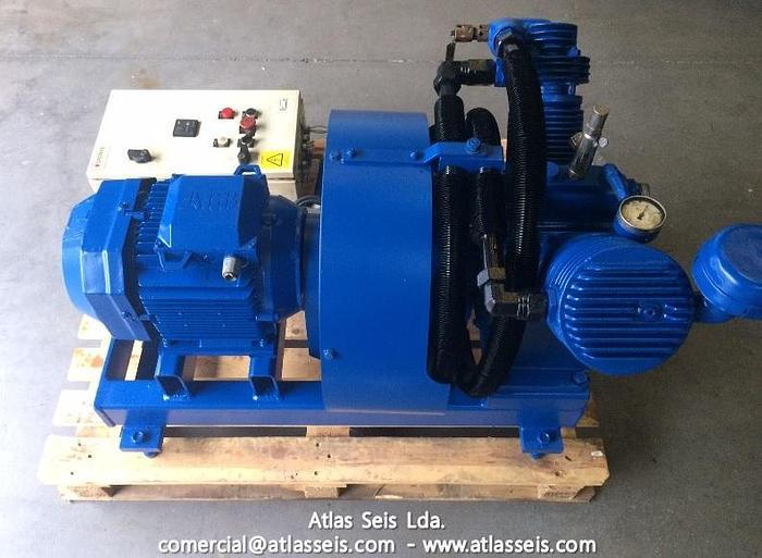Sperre Air Compressor HL2/90 / 30 Bar / 34 m3/h / 9.9 KW