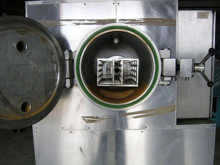 Used Laboratory autoclave – Steripilot