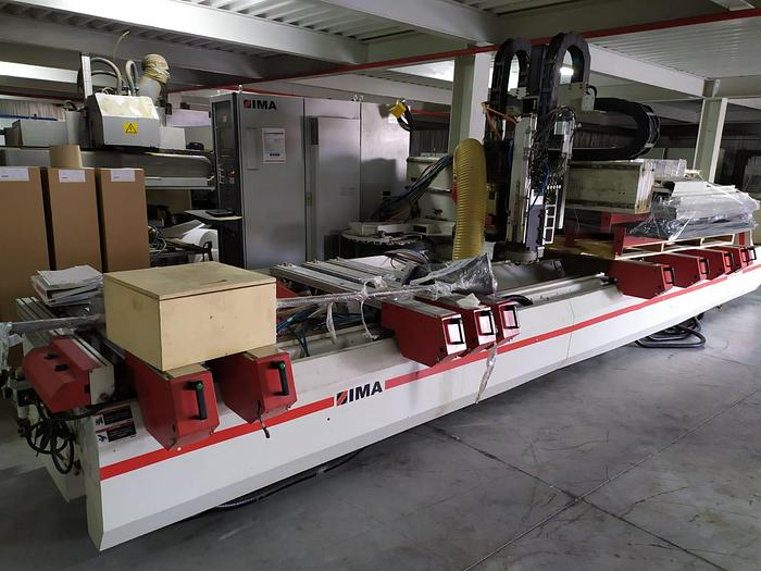MFB001 2008 Ima Bima 400/140/630 Centro di lavoro 4 assi