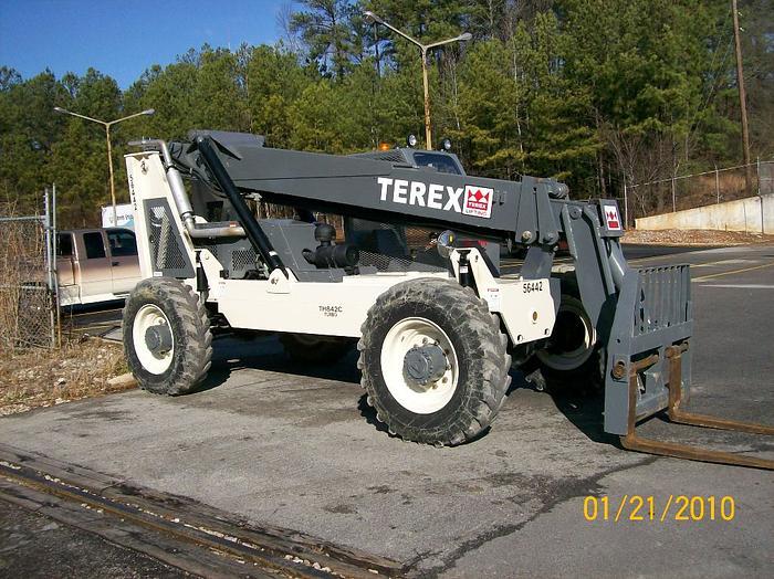 1999 TEREX SS-842C