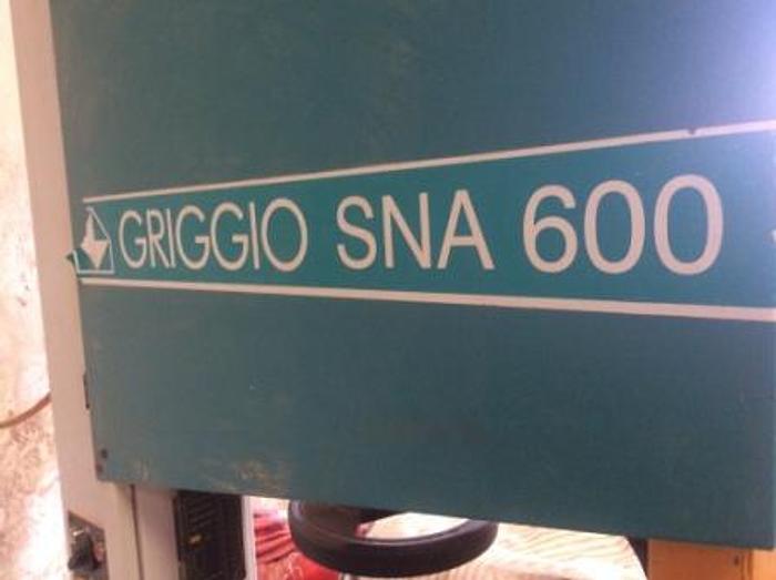 Griggio SNA 600 Vertical Bandsaw