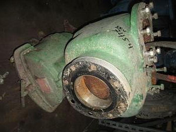 """Used GORMAN RUPP MDL 16A22-B 6"""" X 6"""" PUMP  D/I"""