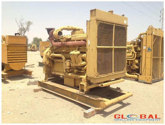 Used Item 0641 : Caterpillar D353 Engine