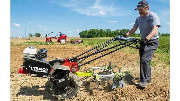 2021 Tilmor model 240 Power Ox 2-Wheel Tractor