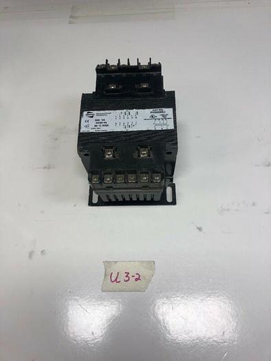 Used HPS Hammond Transformer PH500MLI 500 VA, 24V,115V, 4.35 A, 208/230/460V