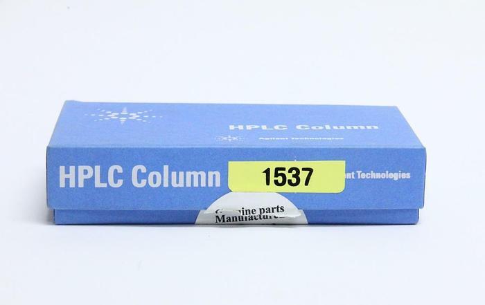 Used Agilent Technologies 827700-906 HPLC Column Rapid Resolution HT Zorbax SB (1537)