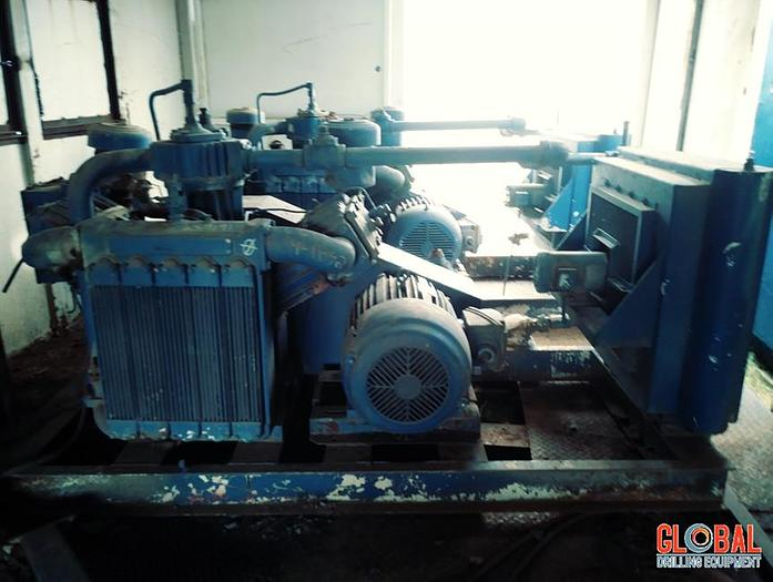 Used Item 0601 : Ingersoll-Rand H40-B Air Compressor