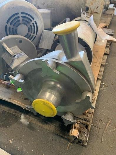 "Used Fristam 2.5"" x 2"" Centrifugal Pump Model FPX 17410"