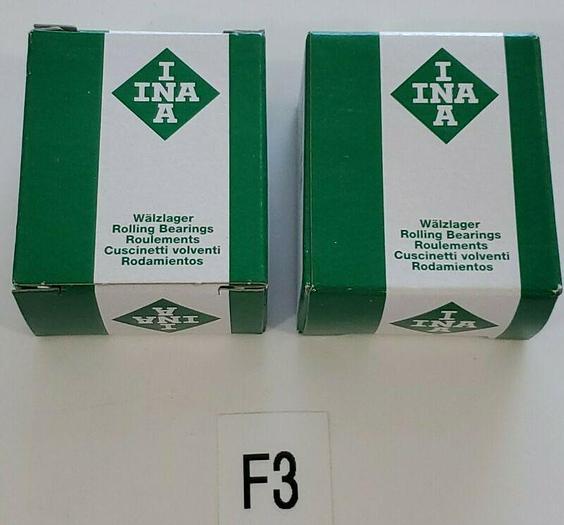 *NEW IN BOX* LOT OF 2 INA NAO20X35X17 BEARINGS 8-108-102-368 + WARRANTY!