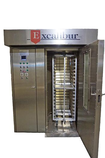 """Excalibur Rotating Rack """"Boil-in-Place"""" Oven (Double Capacity)"""