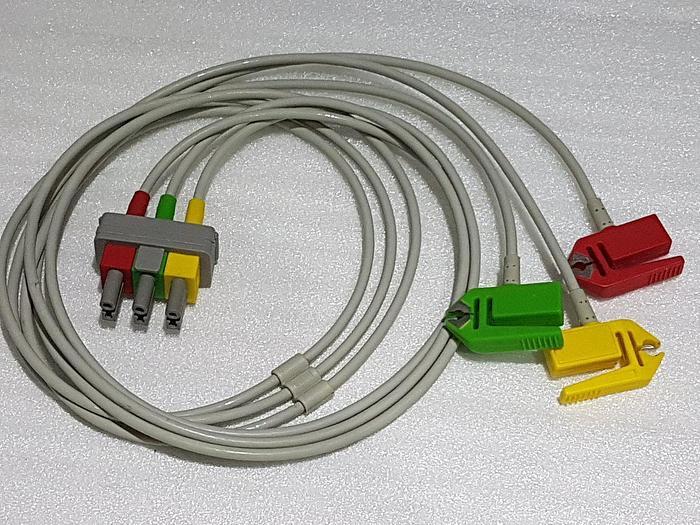 Gebraucht Philips Agilent EKG Elektrodenkabel M1613A