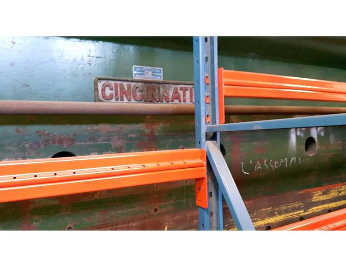 Used 225 Ton x 12' Cincinnati Series 9 Mechanical Press Brake