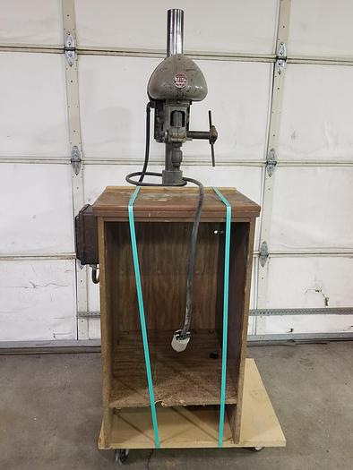 Used Delta DP220 Bench Top Drill Press