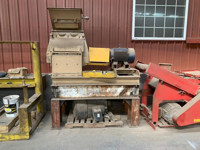 Used Schutte Buffalo Hammermill