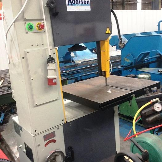 Used EX Demo Addison VBS500 Vertical Bandsaw