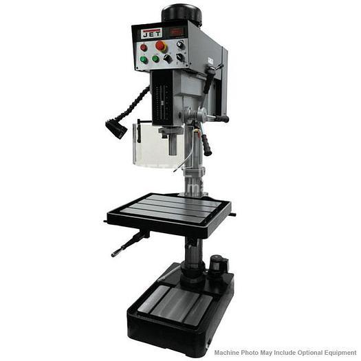 JET JDP-20EVS-110 EVS Drill Press 115V 354220
