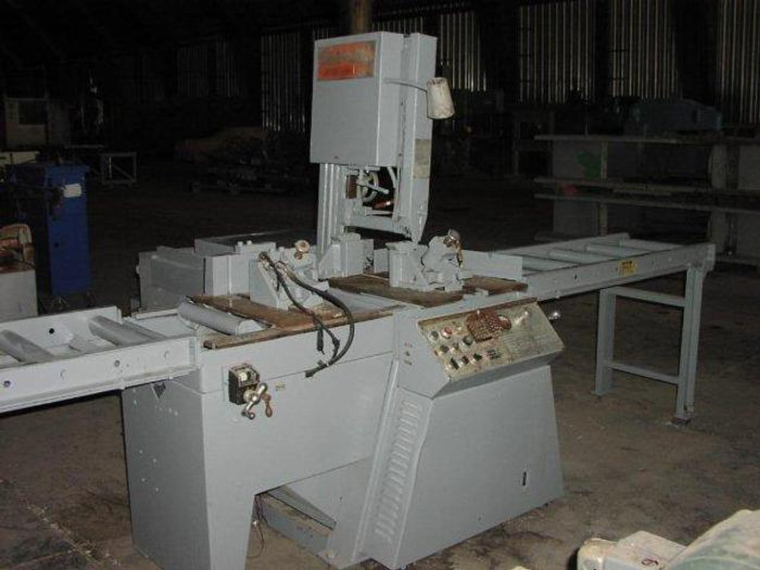 "Used 15"" Marvel Model V-10A Vertical Band Saw; S/N D-133910-W"