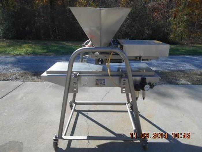 Used USED HINDS BOCK DEPOSITOR. MODEL NO. 4P-13 SERIAL 1570