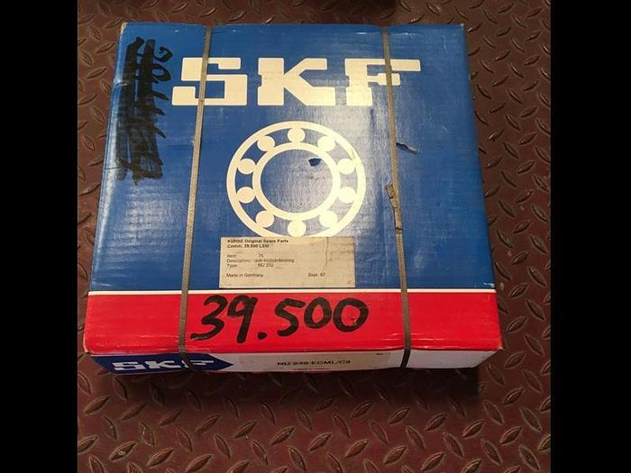 SKF NU232/ECML C3 BALL BEARING (160X290X48 MM)